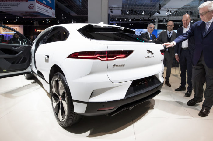 Only zero emission company cars within three years?