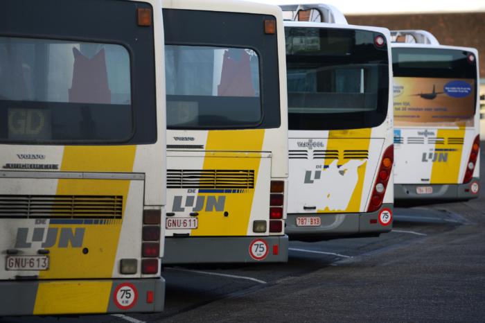 300 million investment, but no e-buses yet for De Lijn