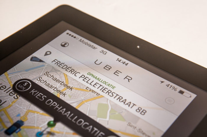 Judge bans UberX from Brussels