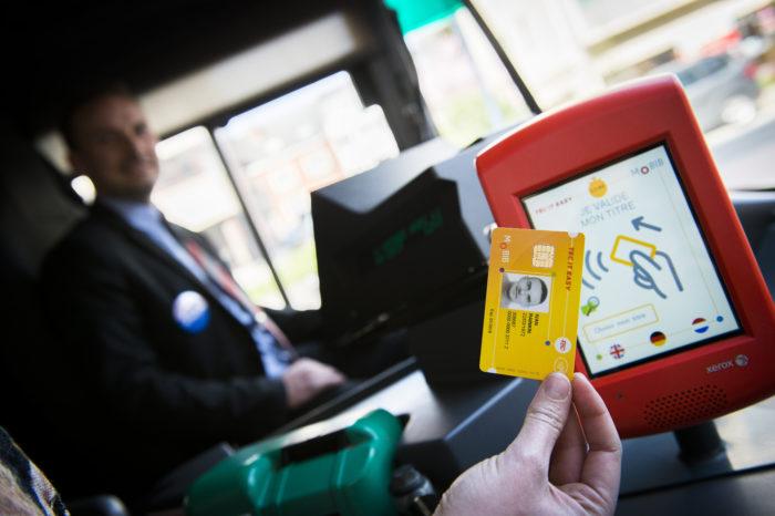 Single public transport ticket for wide Brussels' region