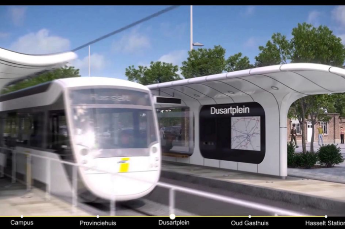 One step forward for Hasselt-Maastricht express tram