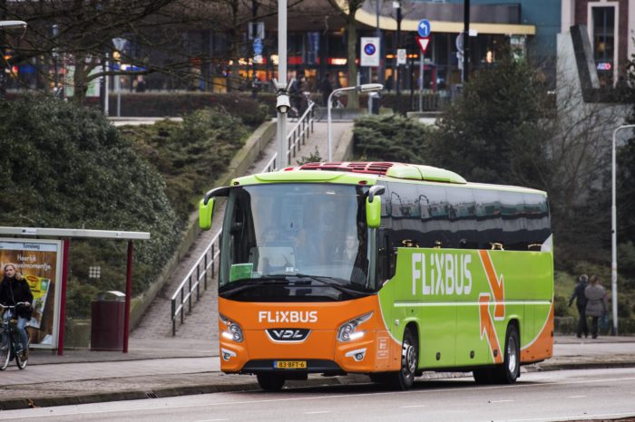More than 11 million travellers by Belgian coach in 2016-2017