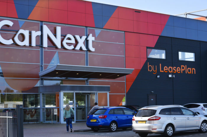 'LeasePlan looking for buyer for CarNext'