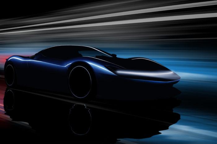 Electric hyper car Pininfarina Battista to be launched in Geneva