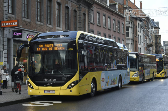 TEC signs ambitious plan for greener buses and more passengers