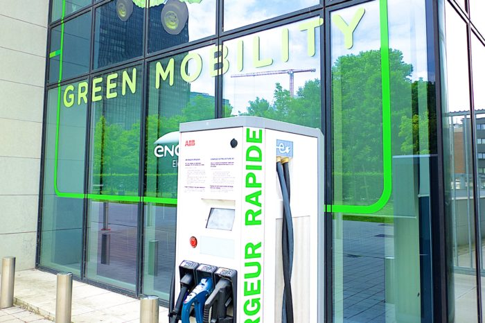 EV charging needs a common standard