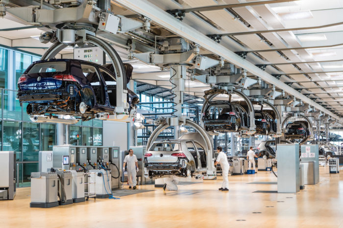 VW ID.3: extra production plant and investments