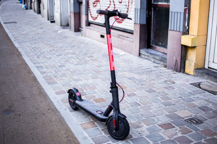 Brussels already has six shared scooter platforms