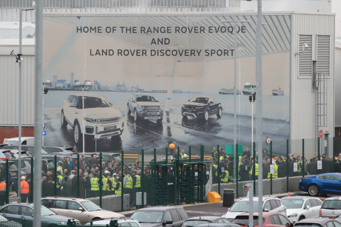 Jaguar Land Rover in serious turmoil