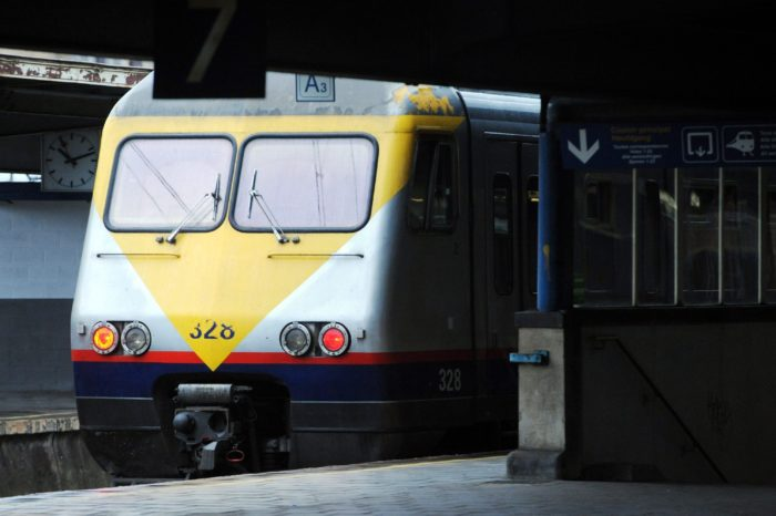 'Brussels north-south train junction saturated and out-dated'