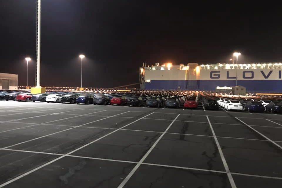 Musk to inspect Europe's 'Tesla harbour' Zeebrugge (update