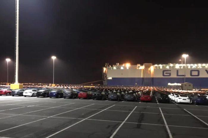 Musk to inspect Europe's 'Tesla harbour' Zeebrugge (update)