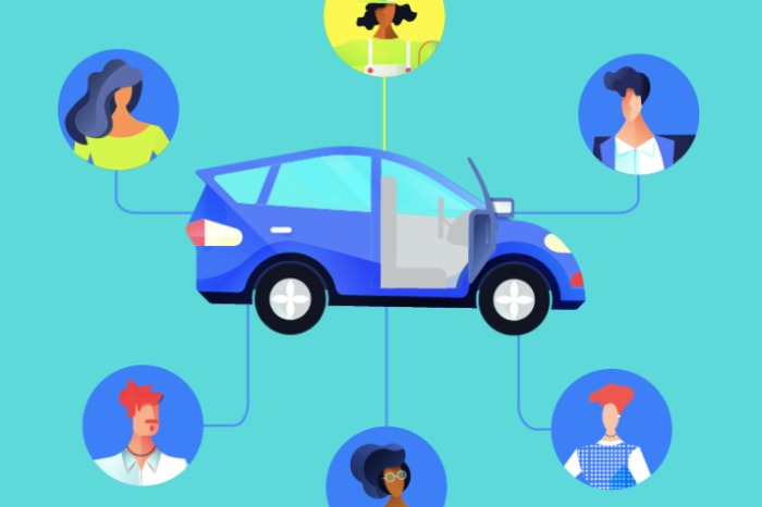 Drivy: 'share your car, it costs you less'