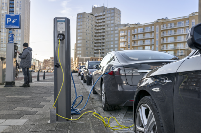 E-car can park cheaper in the Netherlands