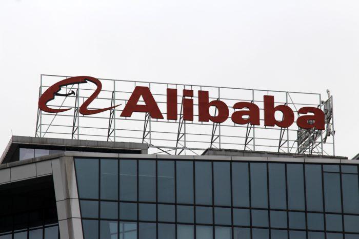 Alibaba sends two express trains a week to its Liège hub