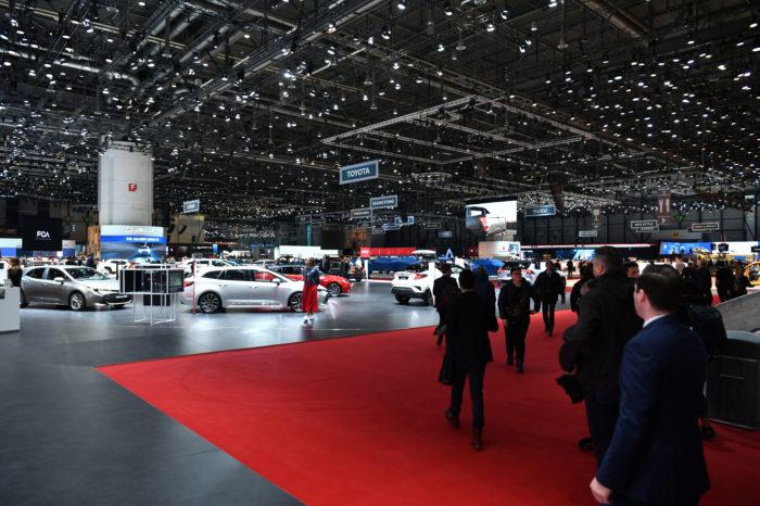 Geneva 2019: year of breakthrough for e-car?