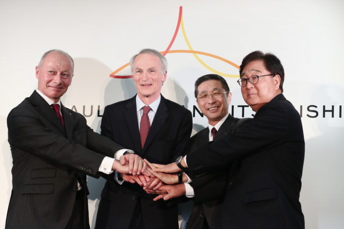 Quartet to run jointly new Renault-Nissan-Mitsubishi Alliance Board