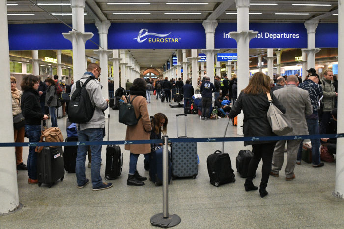 'No-deal Brexit means chaos for Eurostar'