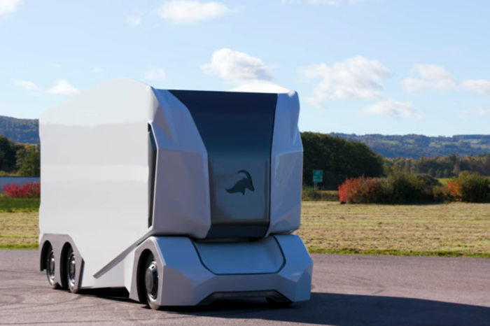 Sweden first to allow robot-truck test on public road