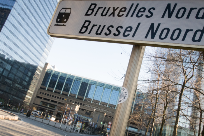 New bus terminal at Brussels North Station put on back burner