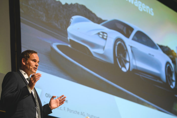 Porsche CEO 'considers' to beef up Taycan production