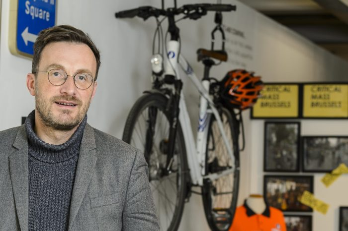 New 'mybike.brussels' QR code to fight bicycle thefts