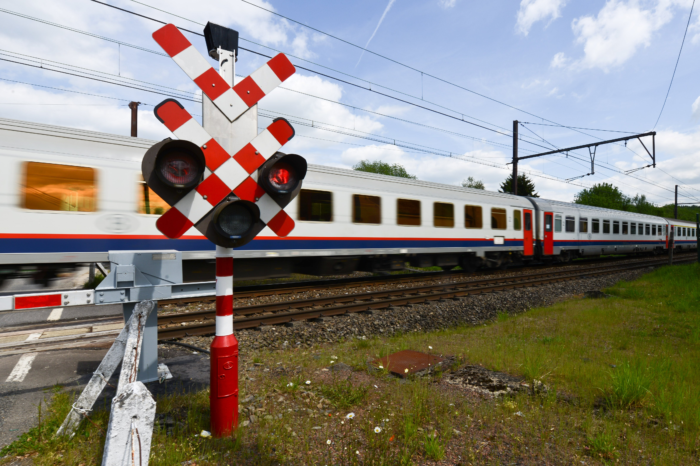Three out of four Belgians ignore rules at railway crossings