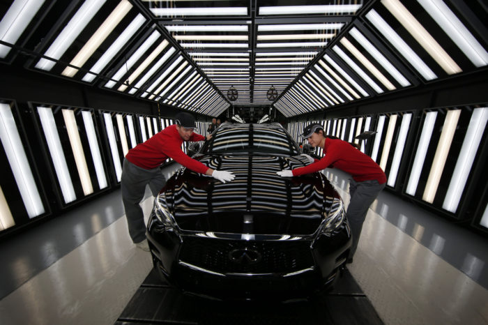 Nissan stops selling premium brand Infiniti in Europe
