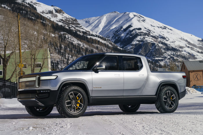 Ford invests 500 million in Rivian for future electric car
