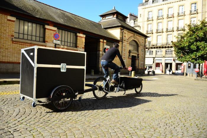 Urbike: revolutionising urban delivery