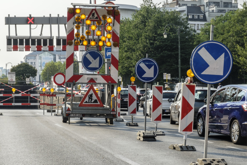 Brussels: traffic signs will be listed online - newmobility news