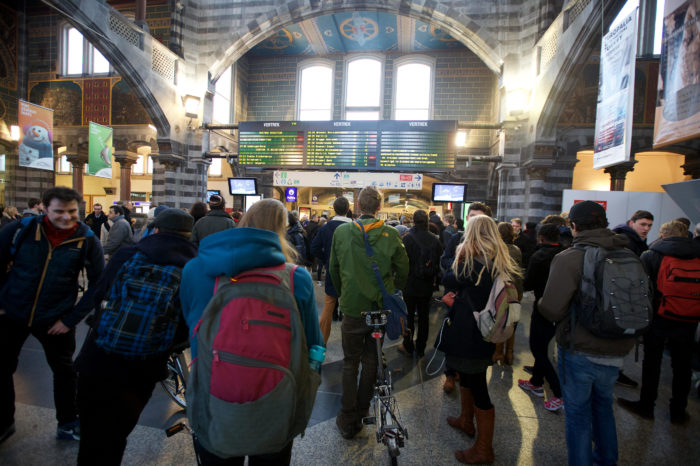 SNCB/NMBS: highest number of passengers since 1963