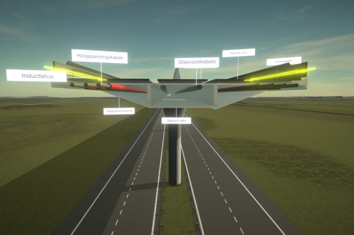 Dutch project for overhead toll road to combat congestion
