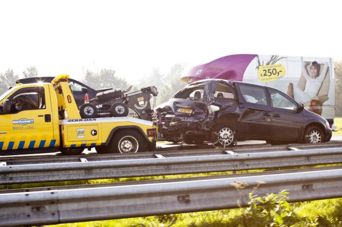Computerized 'crash detector' to reduce traffic jams