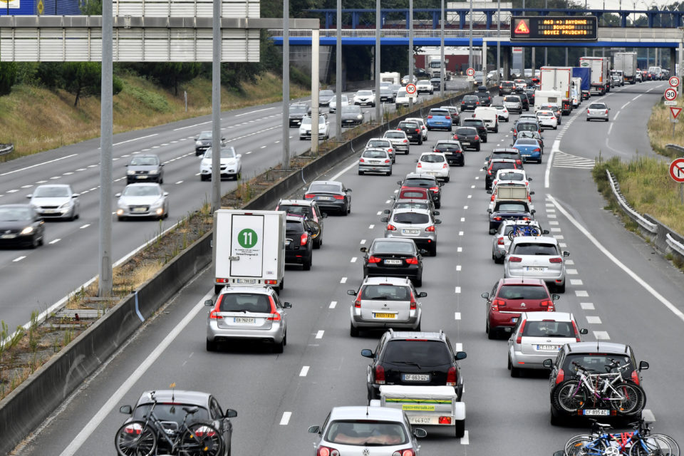 New E411 carpool lanes only on Walloon side - newmobility news