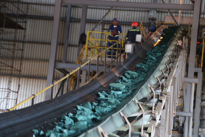 Umicore absorbs Finish group's cobalt refining activity