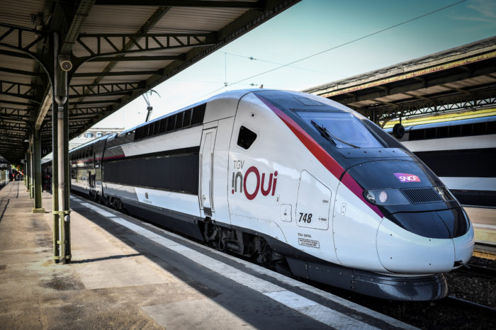 SNCF and Renault launch ride-hailing service for TGV passengers