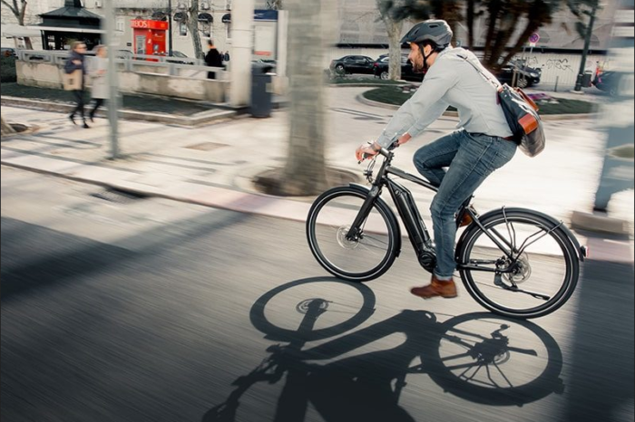Giant launches itself into B2B e-bike sharing