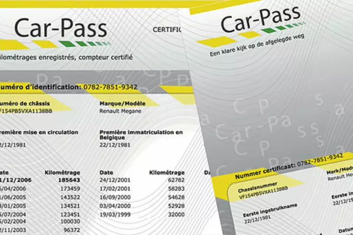 Car-Pass unmasks 1.650 cases of odometer fraud