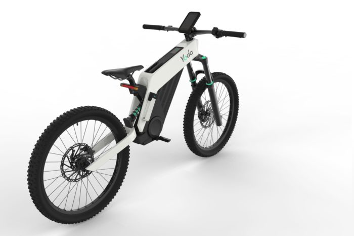 Shared YodaCity e-motorbikes to launch in Brussels