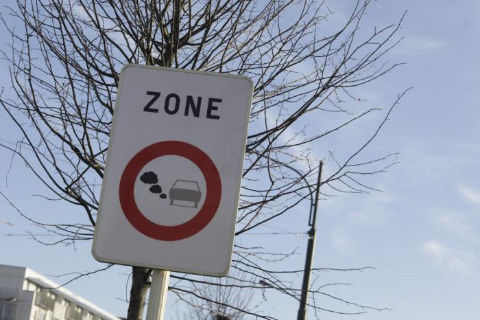 VCB: 'Contractors avoid Low-Emission Zones'