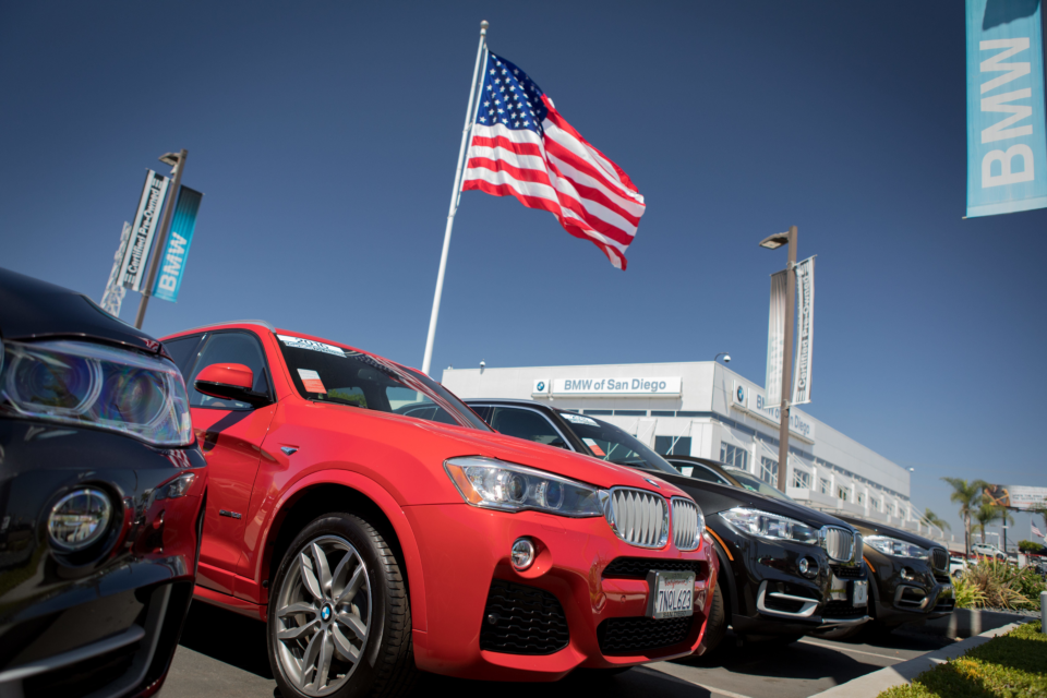 Us Considers Delaying Extra Import Charges On European Cars