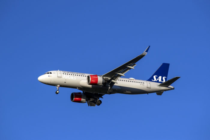 SAS-Airbus alliance to study feasability hybrid/electric planes