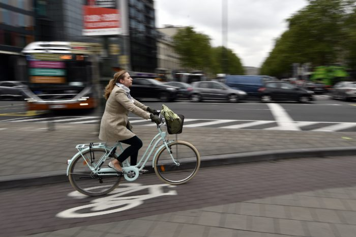 Road safety is major concern for cyclists