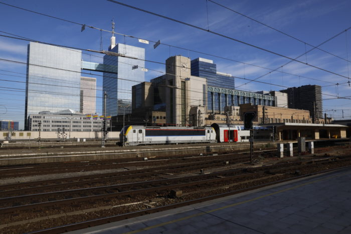 Belgian rail: fire incident shows North-South junction weakness