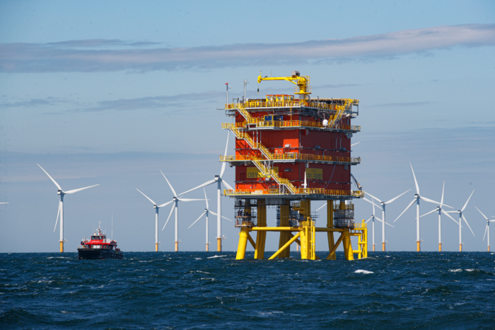 First 'sea plug' is start of European offshore grid
