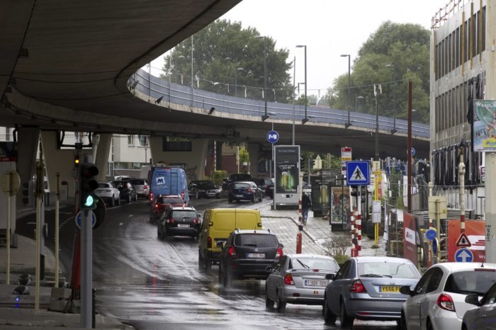 Brussels to knock down Herrmann-Debroux viaduct