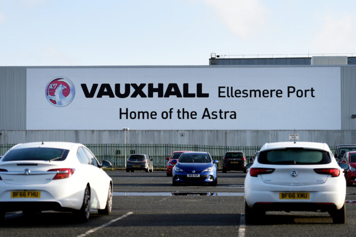 PSA waits on Brexit deal to build new Astra in UK