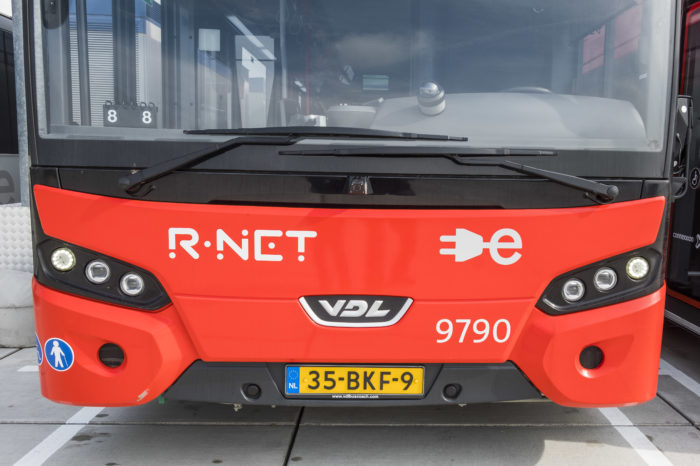 Limited range remains weakness of Amsterdam's regional e-buses