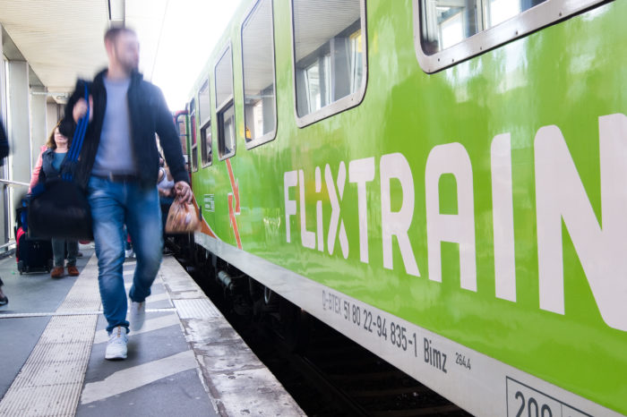 FlixTrain to launch connection between Brussels-North and Paris-North
